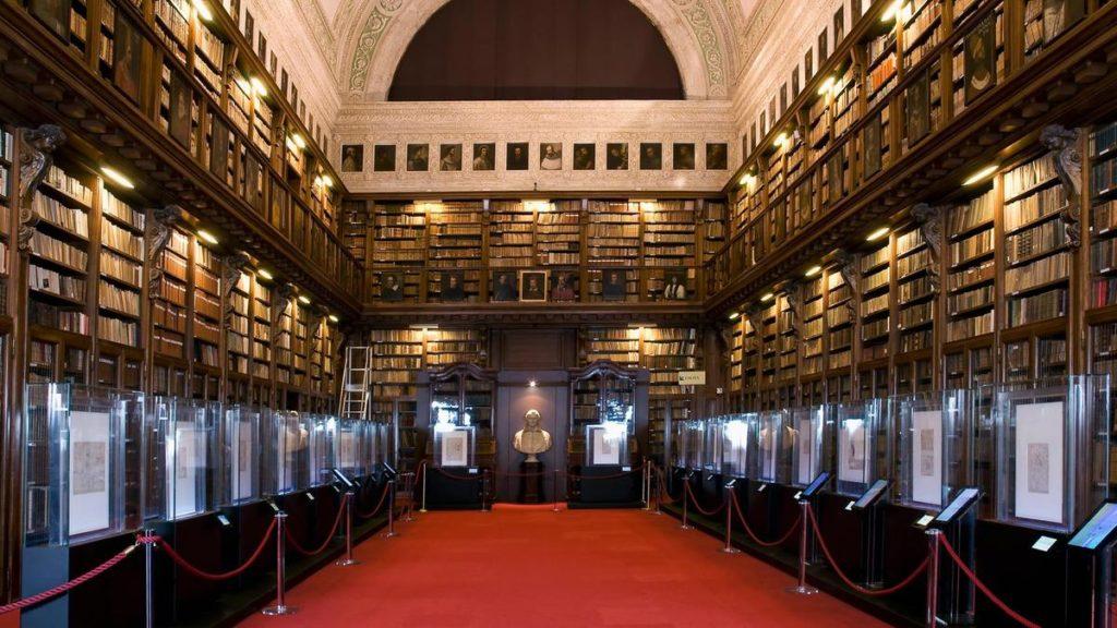 Eventi aziendali biblioteca ambrosiana Milano