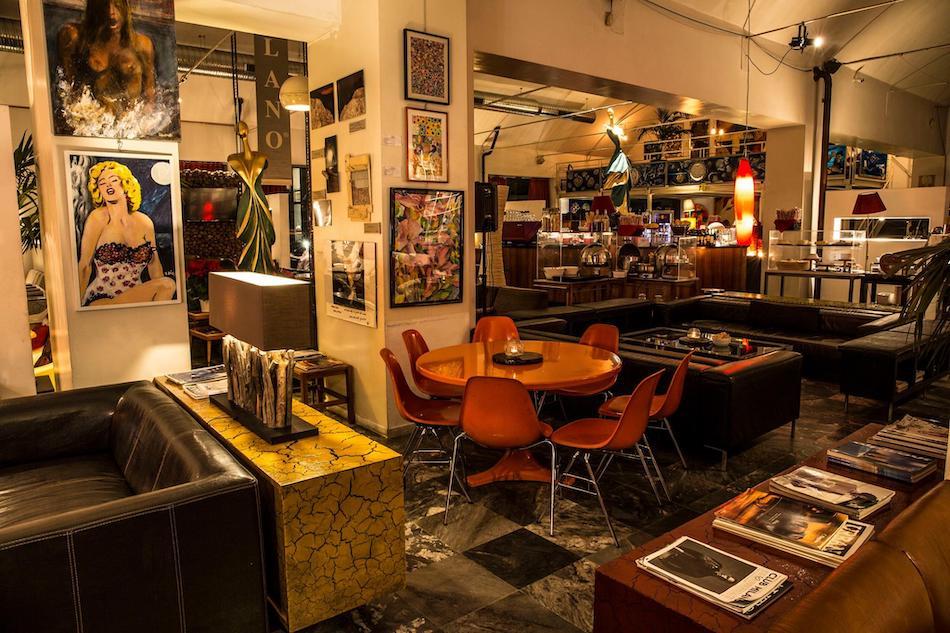 Eventi Aziendali Milano Cafè